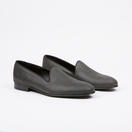 Printed Loafer // Grey (US: 7)