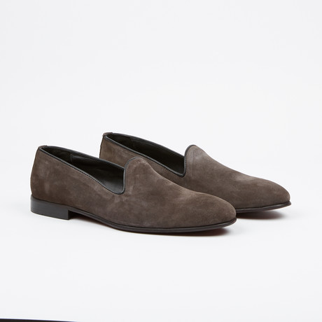 Plain Loafer // Grey (US: 7)