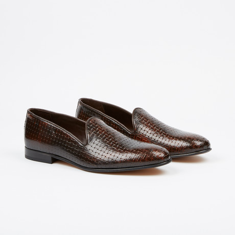 Printed Loafer // Tobacco (US: 7)