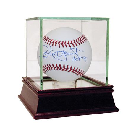 Robin Yount Signed MLB Baseball