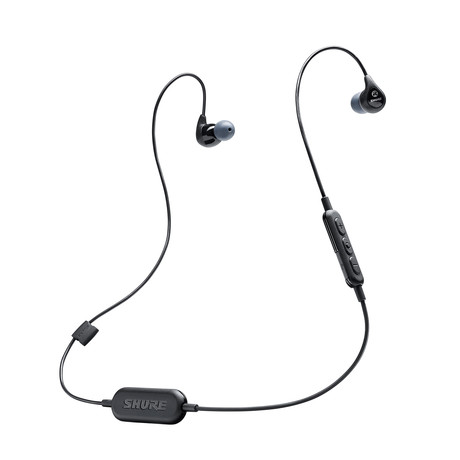 Bluetooth SE112 Sound Isolating™ Earphones with Remote + Mic