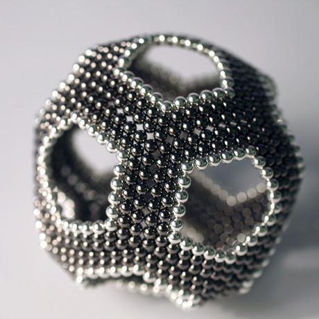 Nanodots 216 // Black