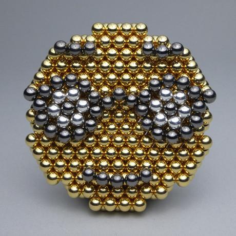 Nanodots Magnetic Constructors