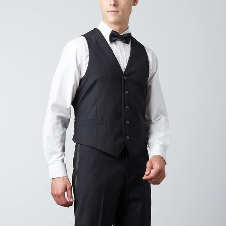 Paolo Lercara // Tux Vest // Black (US: 36R)