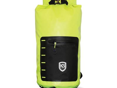 Photo of K3 Waterproof Bags Drifter Waterproof Backpack // 20 Liter (Neon) by Touch Of Modern