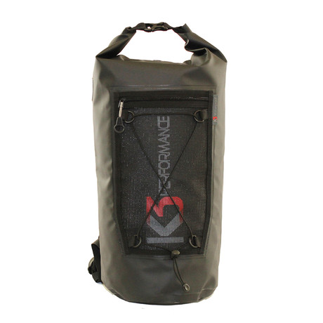 Evolve Waterproof Backpack // 20 Liter (Black)