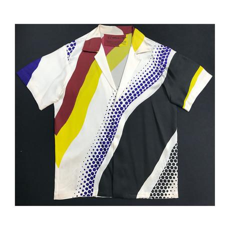 Roy Lichtenstein // Untitled (Bowling Shirt) // 1979