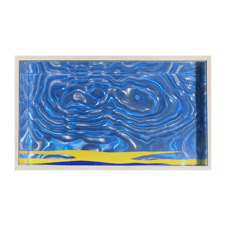 Roy Lichtenstein // Seascape II // 1965