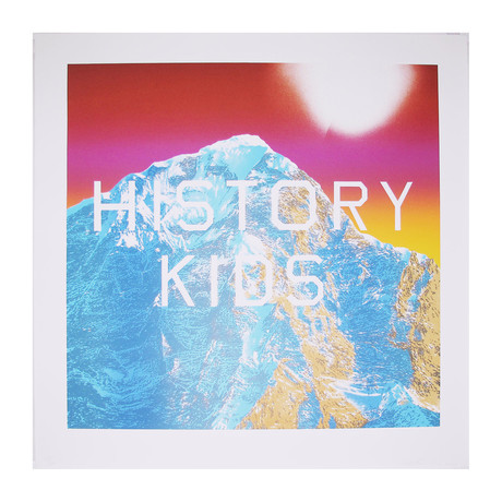 Ed Ruscha // History Kids // 2013
