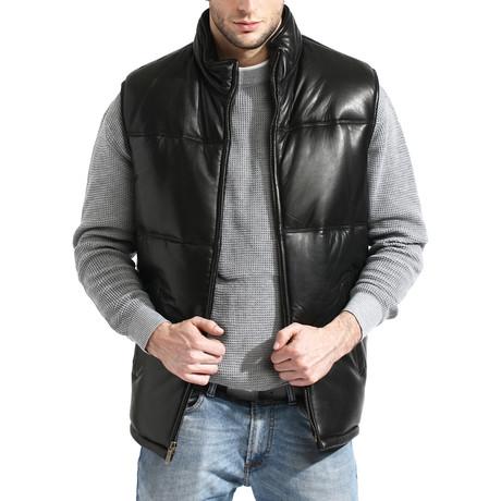 Classic Bubble Vest // Black (XS)