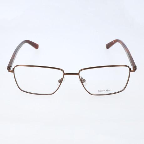 Garcia Trapezoid Frame // Brown