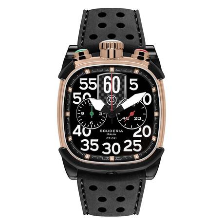 CT Scuderia Scrambler Chronograph Quartz // CS70103