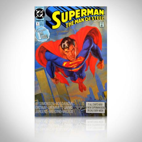 Signed Comic // Superman // Set of 3