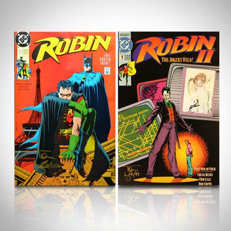 Signed Comic // Robin II // Set of 2
