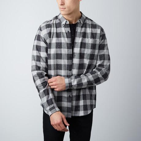 Leonard Shirt // Black (S)