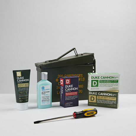 Ammo Can Grooming Kit