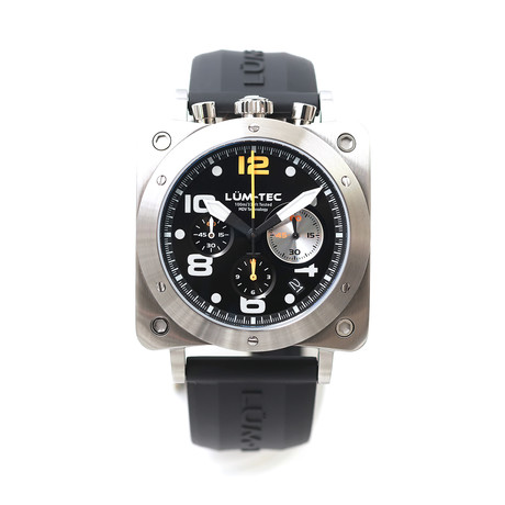 Lum-Tec Bull42 A21 Chronograph Quartz // LTA21