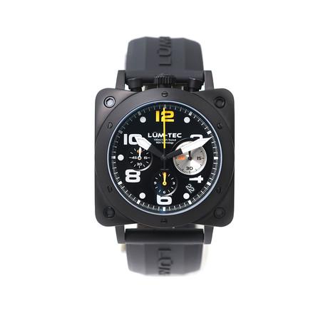 Lum-Tec Bull42 A22 Chronograph Quartz // LTA22