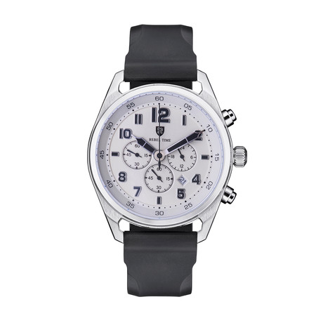 Rebel Time Classic Chronograph Quartz // RCCBR