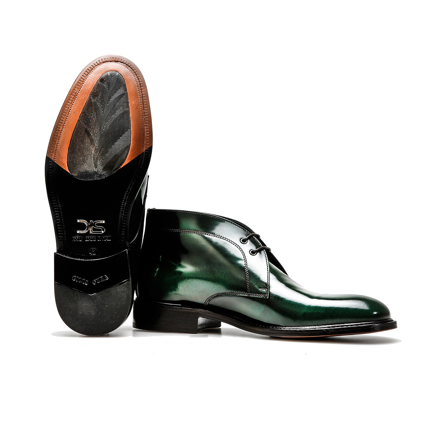 marco polo desert boot green euro 42 dis shoes touch of modern. Black Bedroom Furniture Sets. Home Design Ideas
