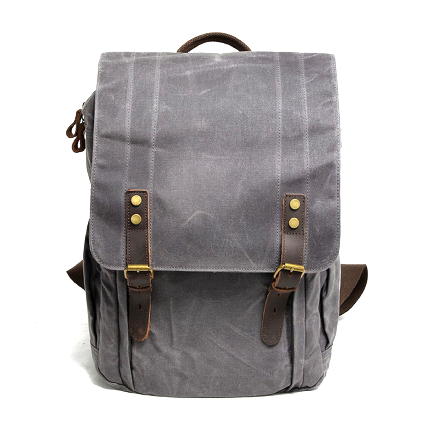 No. 766 Canvas Camera Backpack (Black) - OwnBag - Touch of Modern