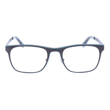 Carl Rounded Rectangular Frame // Matte Dark Grey