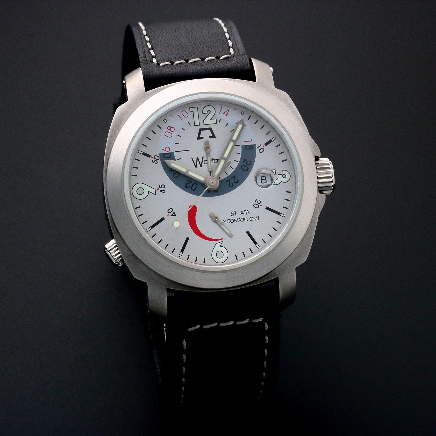 Anonimo GMT Automatic // Limited Edition // 2019 // Pre ...