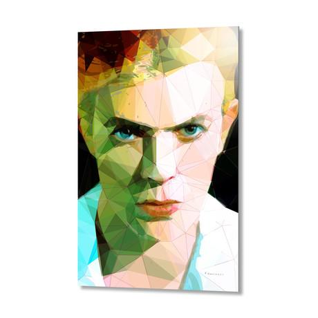 Bowie // Aluminum Print