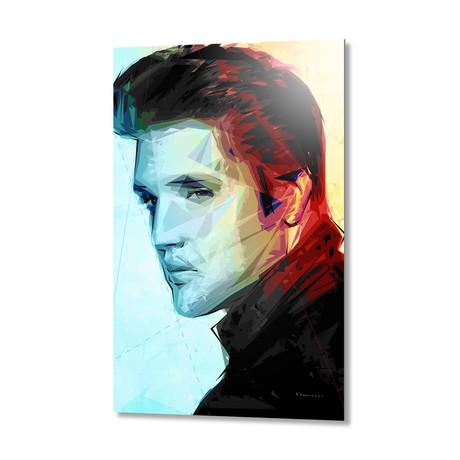 Elvis (Variation) // Aluminum Print