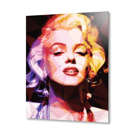 Marilyn // Aluminum Print