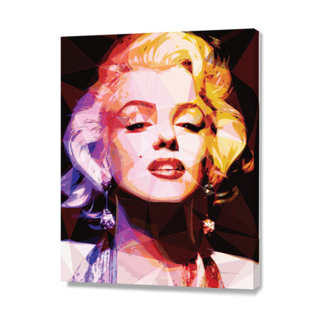 Marilyn // Stretched Canvas