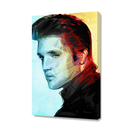 Elvis (Variation) // Stretched Canvas