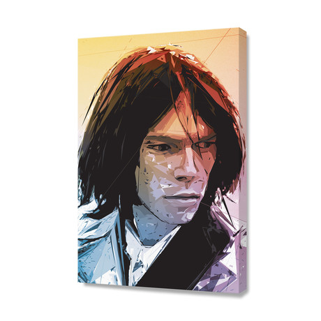 Neil-Young // Stretched Canvas