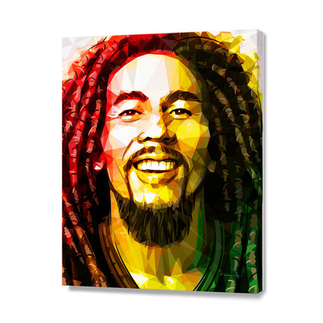 Bob Marley // Stretched Canvas