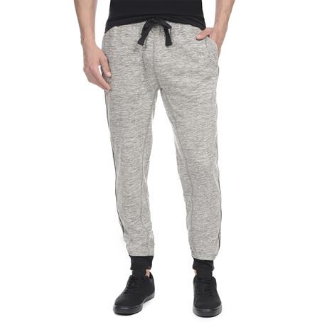 Jogger Sweatpants // Light Grey Heather