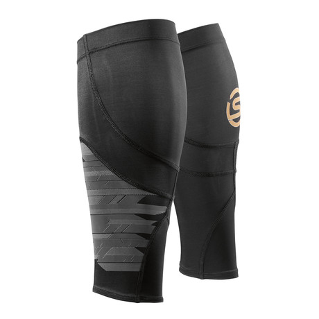 Reflective MX Calf Tights // Starlight Oblique (Small)