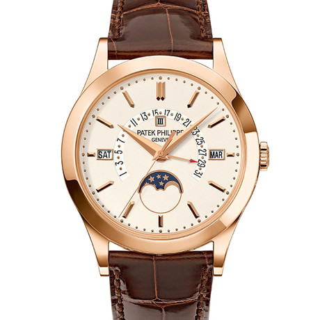 Patek Philippe Grand Complications Manual Wind // 5496R-001