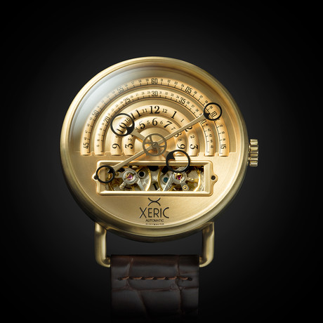 Xeric Halograph Automatic // Limited Edition // HLG-3020