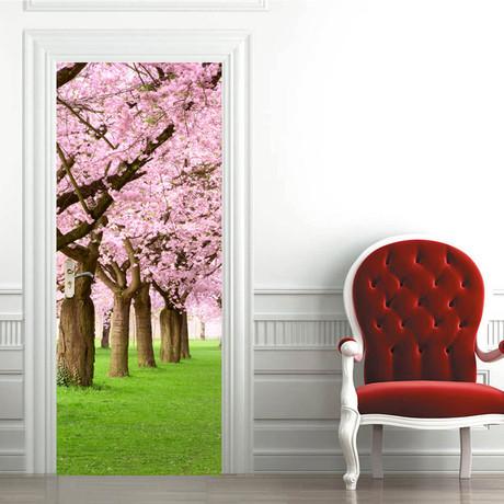 Pink Blossom Flowers
