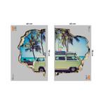 Camper Van // Wall Sticker