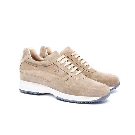 Rimini Low-Top Sneaker // Tan (US: 7)
