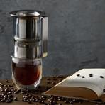 Lulu's Hand Coffee Brewer
