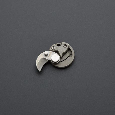 SMRT Nano Blade // Tai Chi Grey