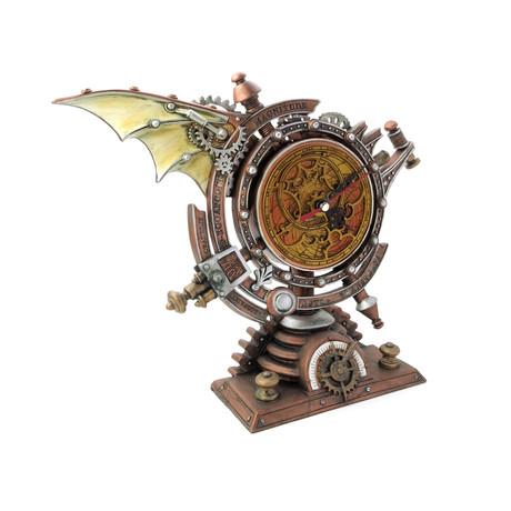 The Stormgrave Chronometer Clock