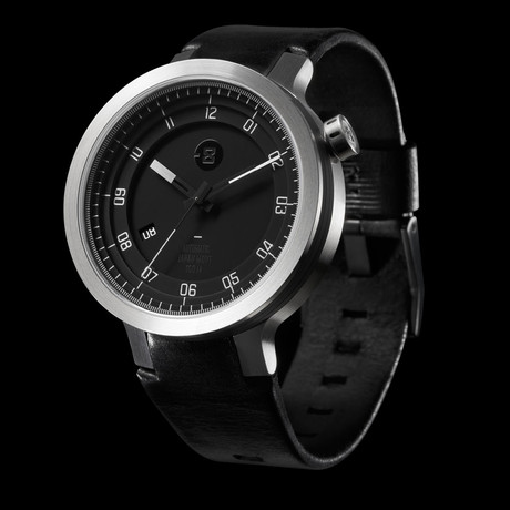 Minus 8 Layer Leather Automatic // P024-BS-LR