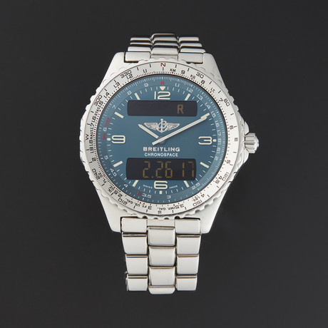 Breitling Chronospace Quartz // A56012.1 // Pre-Owned
