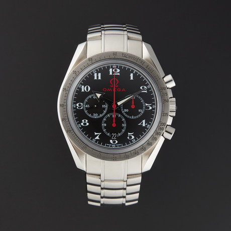 Omega Speedmaster Olympic Automatic // 3558.50.00 // Pre-Owned