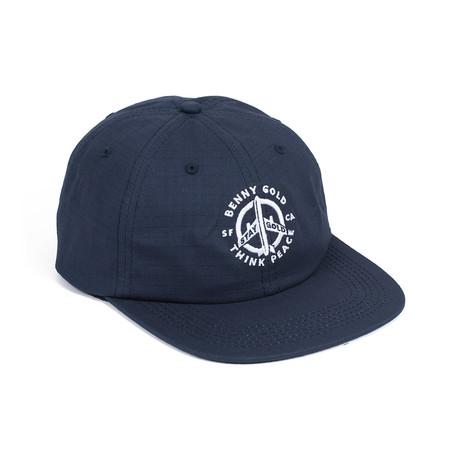 Peace Hat // Blue