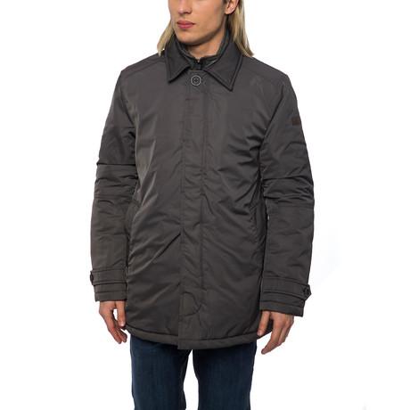 Winter Coat // Dark Grey