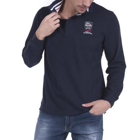 Cardenas Marine Troyar Sweatshirt // Navy (S)
